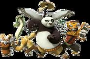 Kung fu panda tv show stars