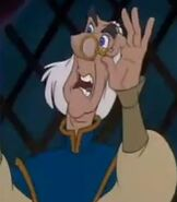Lord Rogers in The Swan Princess