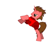Ponified Wreck-It Ralph