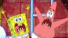 Spongebob and patrick are screaming again