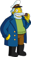 The Simpsons Sea Captain
