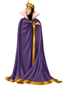 The evil queen disney
