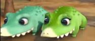 VeggieTales Crocodiles