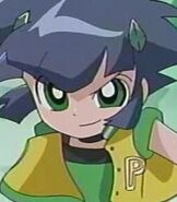 Buttercup in The Powerpuff Girls Z