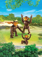 Chimpanzee playmobil