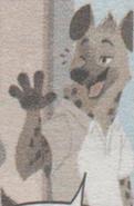 Zootopia Hyena