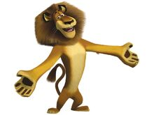 Alakay the Lion (better known as -Alex the Lion-)