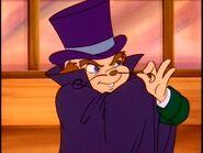 Alvin Seville as Professor Moriarty