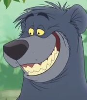 Baloo in The Jungle Book 2