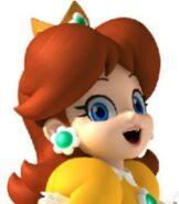 Princess Daisy in Mario Party 8