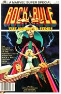 Rock and Rule The Animated Series (1987)