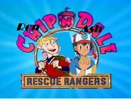 Ron n ash rescue rangers