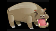Safari Island Hippo
