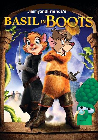 Basil in Boots | The Parody Wiki | FANDOM powered by Wikia