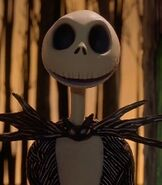 Jack Skellington in The Nightmare Before Christmas