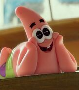 Patrick Star in The SpongeBob Movie Sponge Out of Water