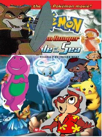 Pokemon Ranger And The Temple Of The Sea Thebluesrockz Animal