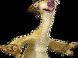Sloth Little (Daniela Stefâne Style)