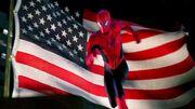 Spider-Man suit 2007