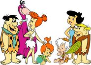 The Flintstones Family
