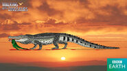 Walking with dingfsdosaurs deinosuchus by trefrex dagn4p1-pre