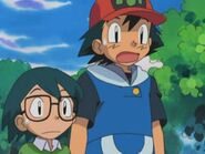 Ash and Max Shocked