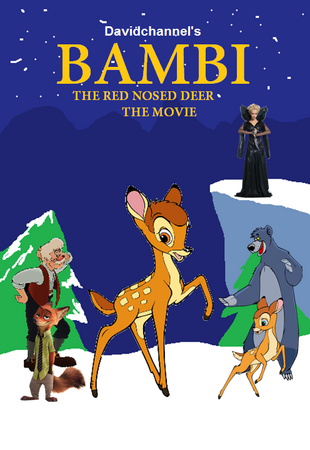 Bambi the Red Nosed Deer the Movie (1998)