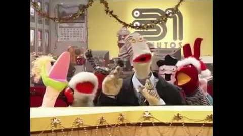Bunny and the Snake 2: The Enchanted Christmas