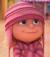 Edith in Despicable Me 2