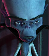 Gallaxhar in Monsters vs Aliens