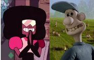 Garnet and Wallace