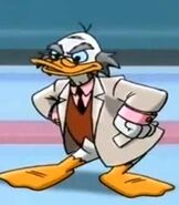 Ludwig Von Drake in House of Mouse