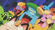 Pokemon Gang Screaming