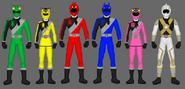 Power Rangers Bug Exterminators