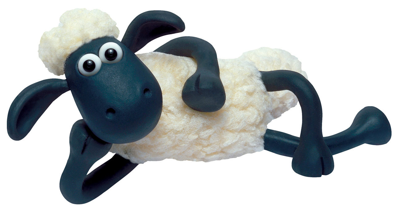 Shaun The Sheep Wallpaper Border