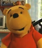Winnie the Pooh in The Book of Pooh