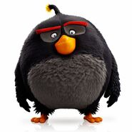 Bomb angry birds movie