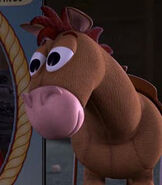 Bullseye in Toy Story 2