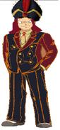 Giovanni as Jafar