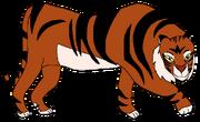 Ksupo the Siberian Tiger