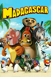 Madagascar (NicktoonFan124 Style)