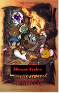 Mousetales the movie treasure of the lost lamp