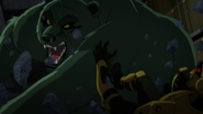 Beast Boy as Bear