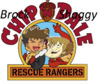Brock 'n Shaggy Rescue Rangers