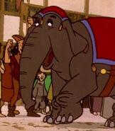 Hunchback 2 Elephant