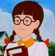 Millie Jacobs in Care Bears