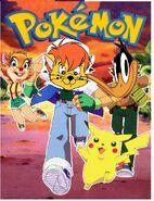 Pokemon (Chris1702 Animal Style) Poster