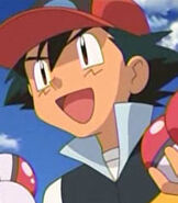 Ash Ketchum in Pokemon Giratina and the Sky Warrior