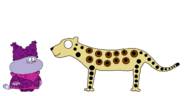 Chowder meets Leopard