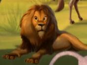 Jumpstart Lion